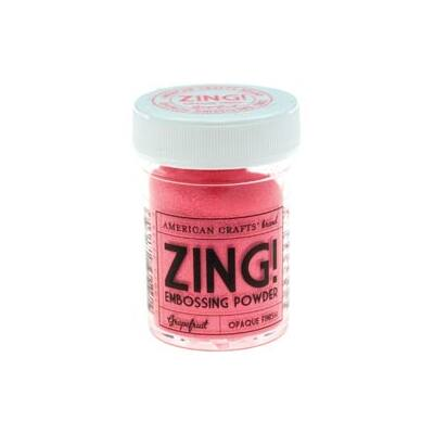 Zing! Opaque Embossing Powder - Grapefruit