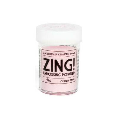 Zing! Opaque Embossing Powder - Rose