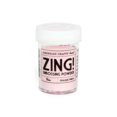 Zing! Opaque Embossing Powder - Rose