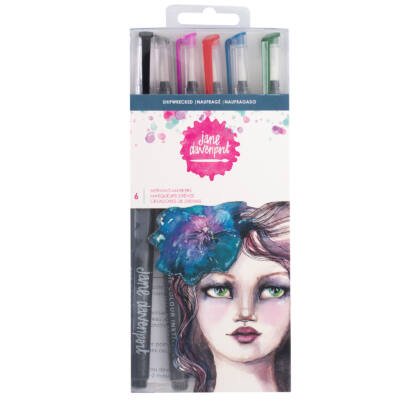 Jane Devanport Mermaid Markers - Shipwrecked
