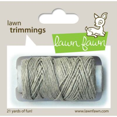 Lawn Fawn - Single Natural Cord