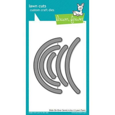 Lawn Cuts - Slide On Over Semicircles