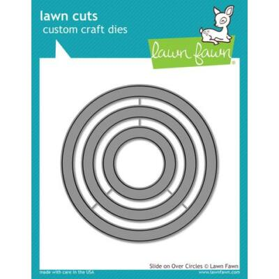 Lawn Cuts - Slide On Over Circles