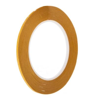 Double-sided tape with paper backing 3mmx50m