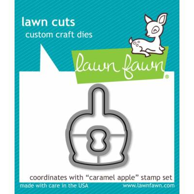 Lawn Fawn Die Set - Caramel Apple