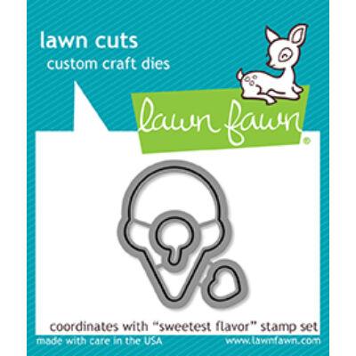 Lawn Fawn Die Set - Sweetest Flavor