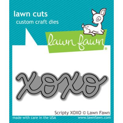 Lawn Cuts - Scripty XOXO