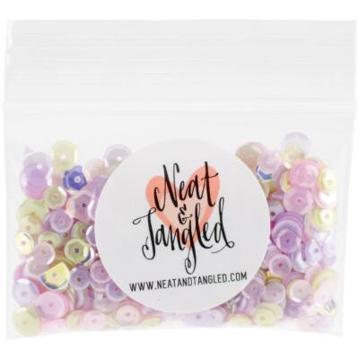 Neat & Tangled Sequin Mix - Fairy Garden
