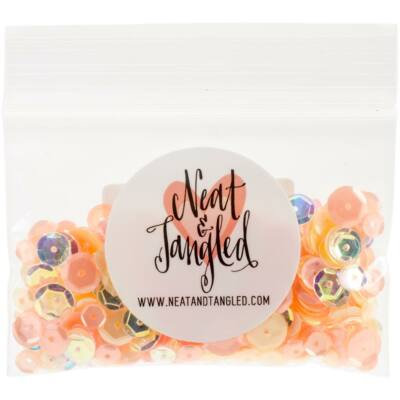 Neat & Tangled Sequin Mix - Sherbet