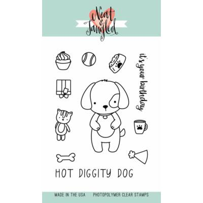 Neat & Tangled 3x4 Stamp Set - Puppy's Favorite Things