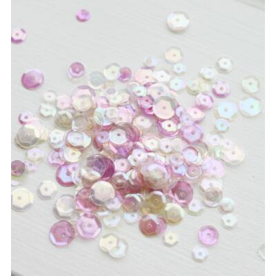 Neat and Tangled Sequin Mix - Light and Luminous