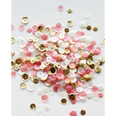 Neat & Tangled Sequin Mix - Pretty in Pink