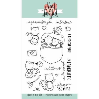 Neat & Tangled 4x6 Stamp Set - My Favorite Nut