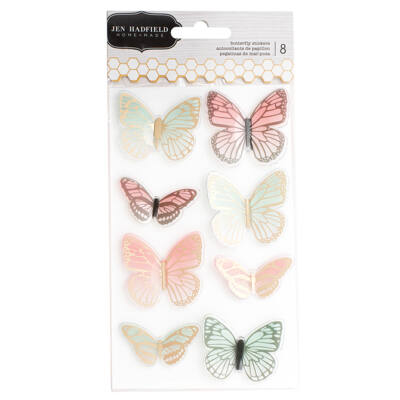 Pebbles - Patio Party Dimensional Butterfly