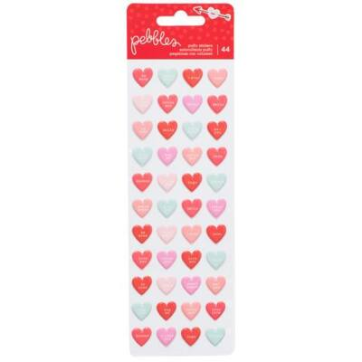 Pebbles  - Forever My Always Puffy Stickers