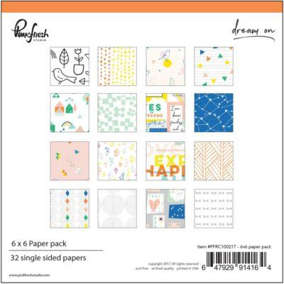 Pinkfresh Studio - Dream On 6x6 Paper Pad