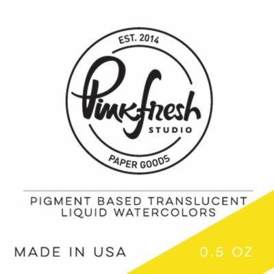 Pinkfresh Studio Watercolor - Sunshine