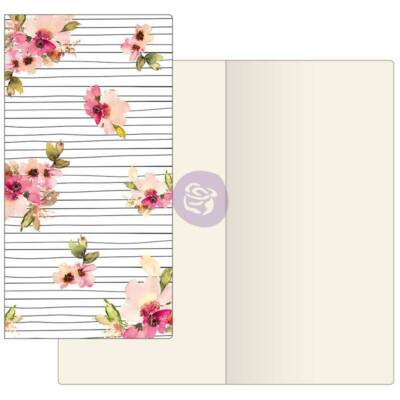 Prima Traveler's Journal Notebook Refill Ivory Paper - Scribbles