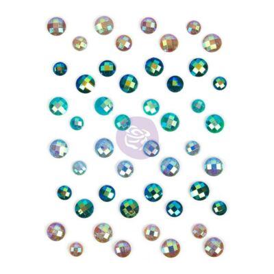 Prima Marketing - Zella Teal Crystals Adhesive