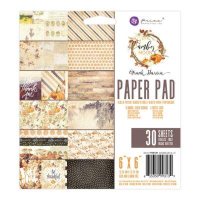 Prima Marketing - Amber Moon 6x6 Paper Pad