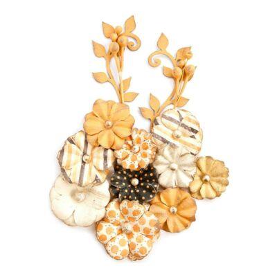 Prima Marketing - Amber Moon Flower - Willow
