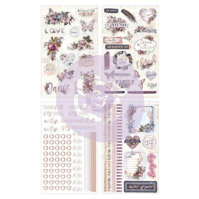 Prima Marketing - Lavender Stickers
