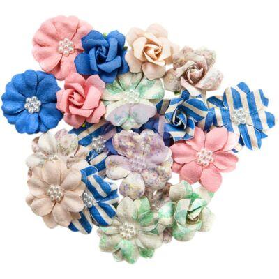 Prima Marketing - Santorini Paper Flowers - Firostefani