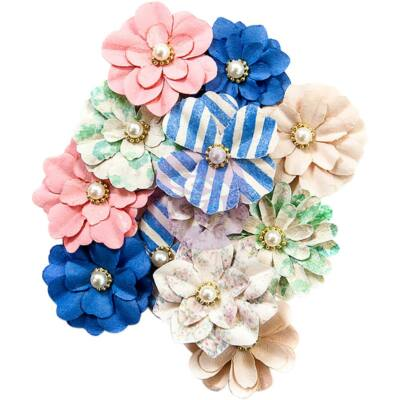Flowers prima marketing santorini paper flowers oia pink and prima marketing santorini paper flowers oia mightylinksfo