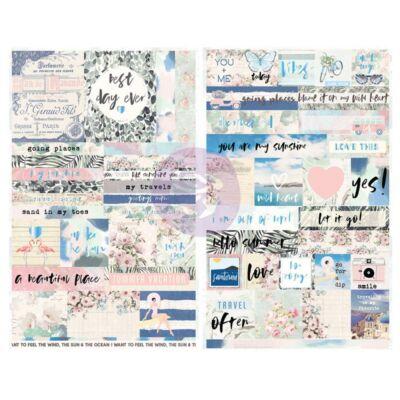 Prima Marketing - Santorini Stickers