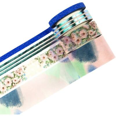 Prima Marketing - Santorini Washi Tape Set