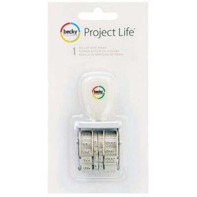 Becky Higgins - Project Life Roller Date Stamp