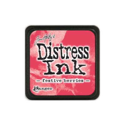 Ranger - Tim Holtz - Mini Distress Ink Pad - Festive Berries