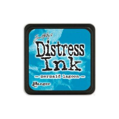 Ranger - Tim Holtz - Mini Distress Ink Pad - Mermaid Lagoon