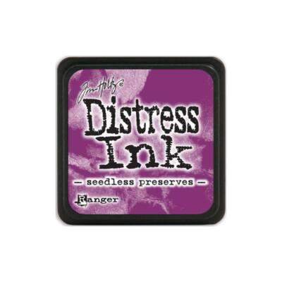 Ranger - Tim Holtz - Mini Distress Ink Pad - Seedless Preserves