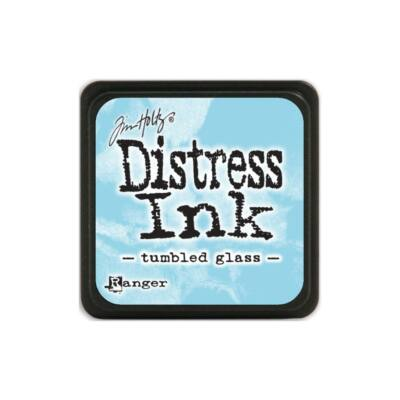 Ranger - Tim Holtz - Mini Distress Ink Pad - Tumbled Glass
