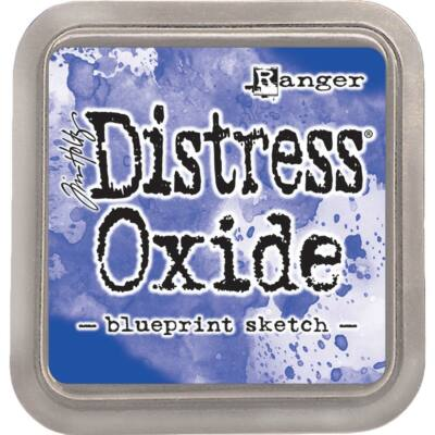 Tim Holtz Distress Oxide Ink Pad - Blueprint Sketch