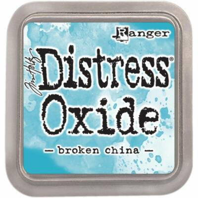Tim Holtz Distress Oxide Ink Pad - Broken China