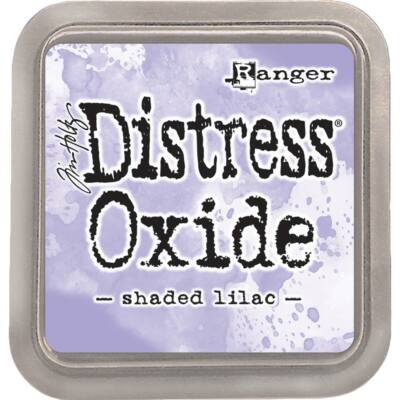 Tim Holtz Distress Oxide Ink Pad - Shaded Lilac