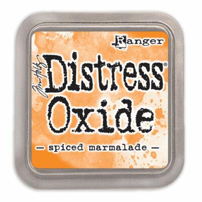 Tim Holtz Distress Oxide Ink Pad - Spiced Marmalade