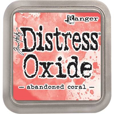 Tim Holtz Distress Oxide Ink Pad - Abandoned Coral