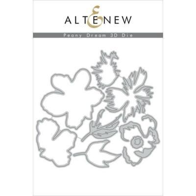 Altenew - Peony Dream 3D Die Set