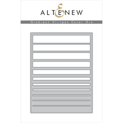 Altenew Gradient Stripes Cover Die