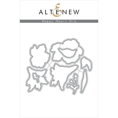 Altenew Happy Heart Die Set