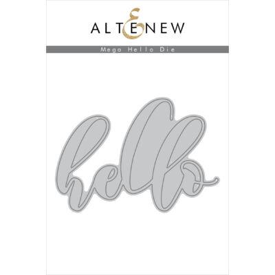 Altenew Mega Hello Die Set