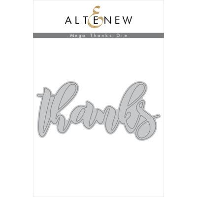 Altenew Mega Thanks Die Set