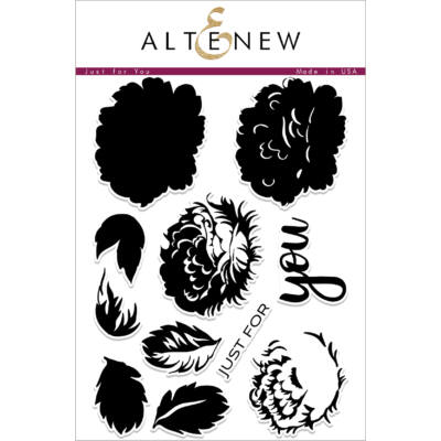 Altenew Just For You Stamp Set