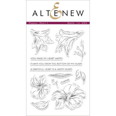 Altenew Happy Heart Stamp Set