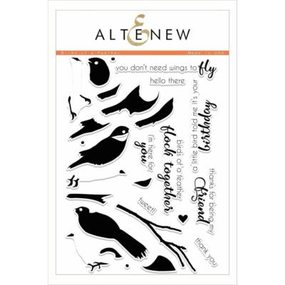 Altenew Birds of a Feather Stamp Set