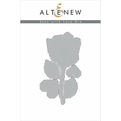 Altenew Sewn with Love Die Set