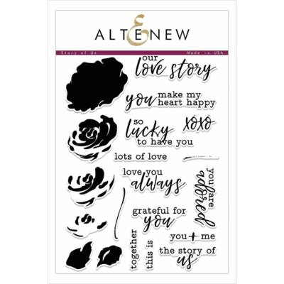 Altenew Stamp Set - Story of Us